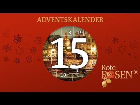 Adventskalender Türchen Nummer 15 | Rote Rosen