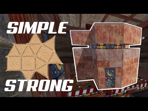 Rust Base Design 2019 - Best Solo/Duo Rust Base Building thumbnail