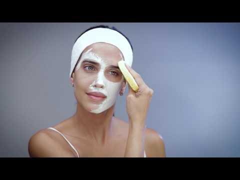 Máscara secativa y reguladora de Clear Face by Violetta Cosméticos.