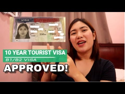 How To Apply For A US Tourist Visa From Philippines (STEP BY STEP)   Interview Experience & Tips