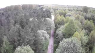 Drone flight Zeewolde