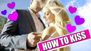 How to Kiss Like a Freaking GODDESS: Ft. My Husband Nathan | Step by Step Tutorial | Ask Kimberly