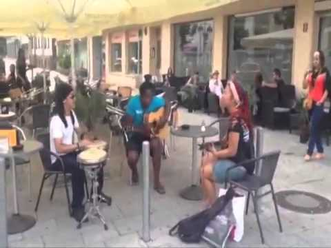 Selina - Spontane Jam im Café Relax Hannover : Lange Laube Crib