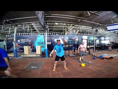 GoPro | CrossFit Petah Tikva July 2015 | קרוספיט פתח תקווה יולי 2015