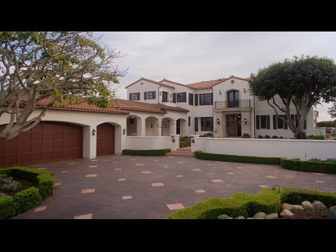 4K Premium Video of Santa Barbara Oceanside Estate