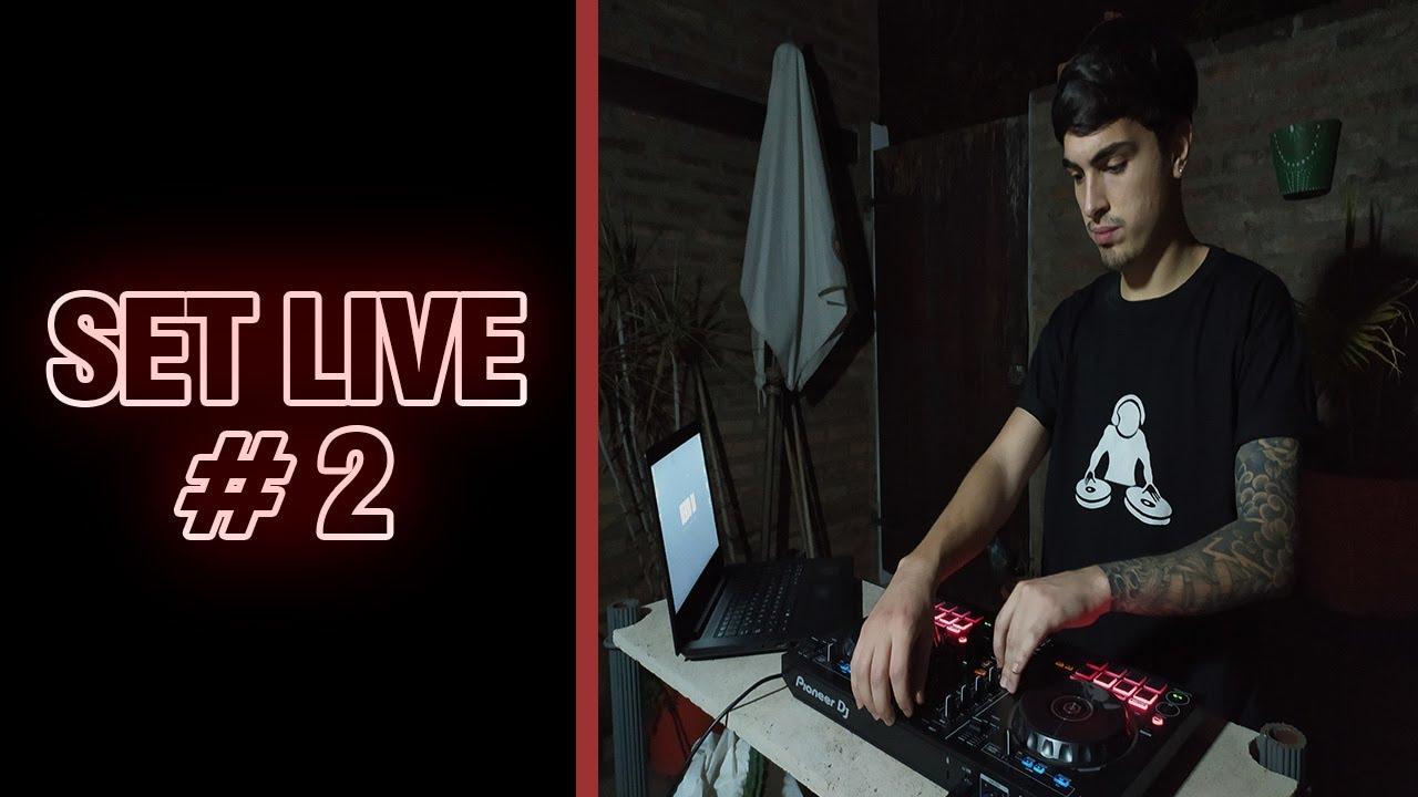 Set Live #2 | MEGA ALETEO | Edición: LEA IN THE MIX & DJ ALAN QUIÑONEZ ✘ Berto DJ