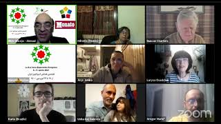La 8a Irana Esperanto Kongreso IrEK 8  (Tria Tago)
