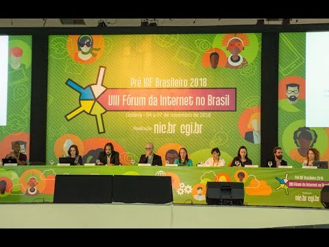 [VIII FórumBR] Uso seguro, consciente e responsável da Internet no Brasil