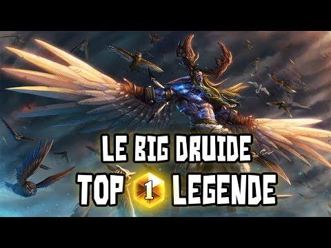 LE BIG DRUIDE TOP 1 LEGENDE