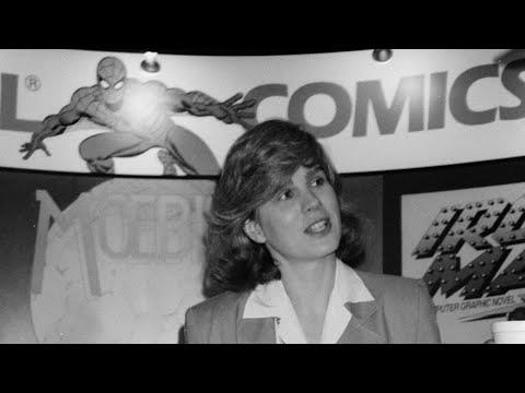 COMICS WAS ALWAYS DIVERSE- Carol Kalish: Champion Of The Direct Market