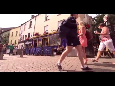 This is Galway, Ireland