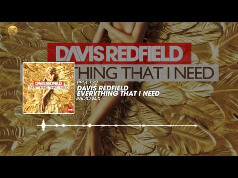 Davis Redfield – Everything That I Need
