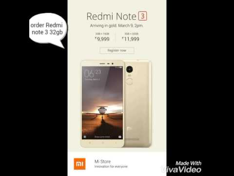 Redmi Note3 (32gb) in stock booking trick(Amazon technical glitch)in {Hindi}