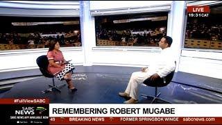 Mutumwa Mawere reflects on Mugabe's leadership