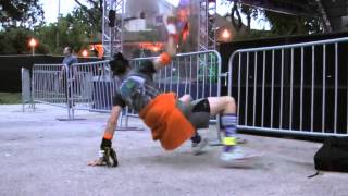 Worlds Greatest Dancer Lollapalooza, North Coast   Chicago Festival   Funniest Viral Video