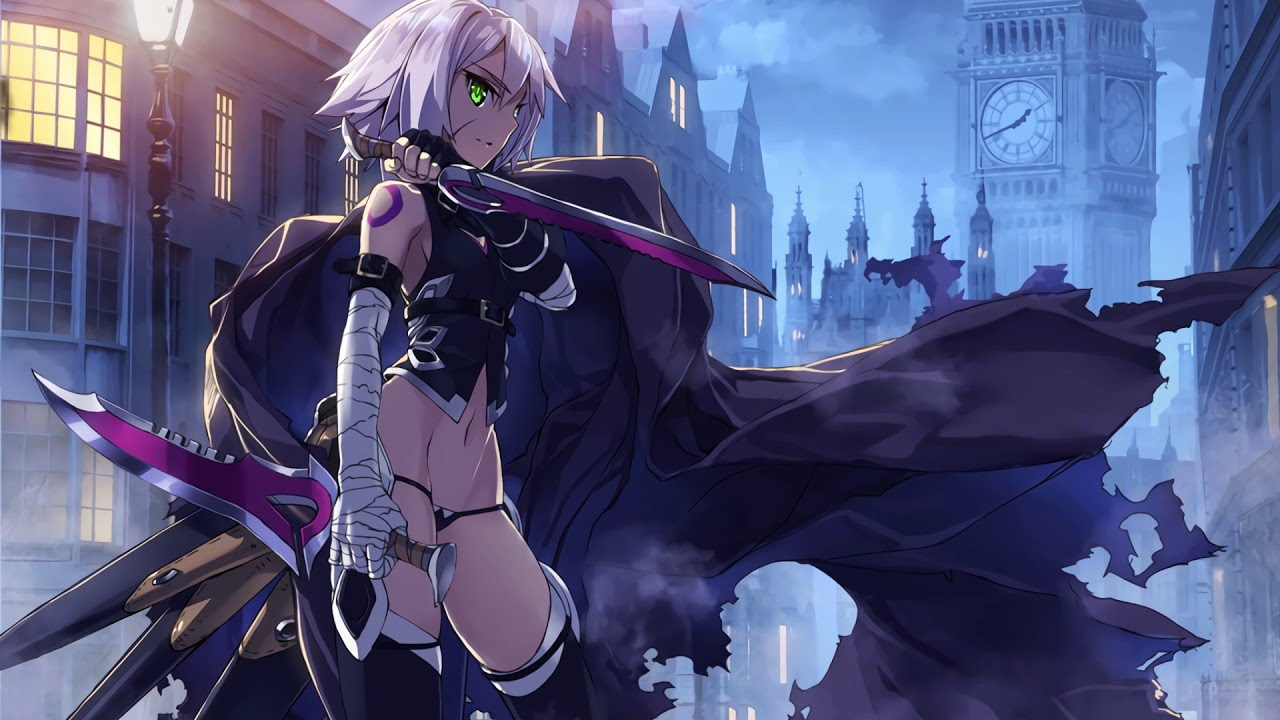 Jack The Ripper Assassin Fate Apocrypha Wallpaper Engine