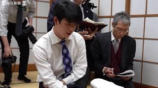 藤井七段、最年少タイトル挑戦ならず 広瀬竜王が制す 王将戦リーグ最終局