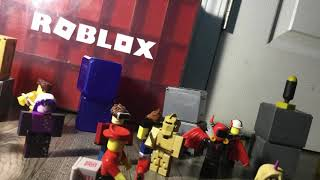 MY FIRST ROBLOX TOY STOP MOTION