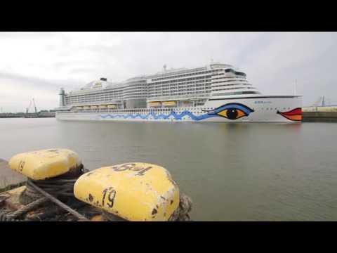 AIDAprima kompakt - Das größte deutsche Kreuzfahrtschiff von AIDA Cruises