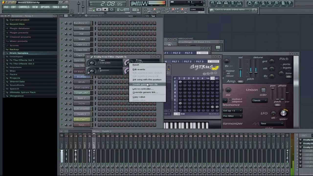 How To Create Progressive House Music In Fl Studio Video Tutorial