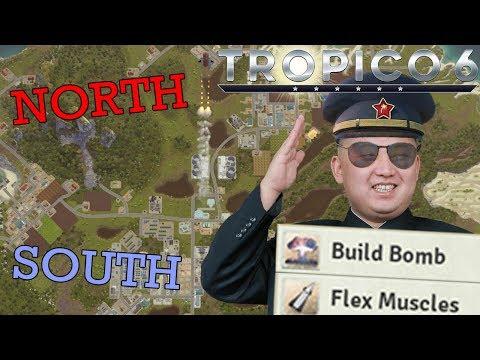 Building a Miniature Korea on an Island - Tropico 6 |
