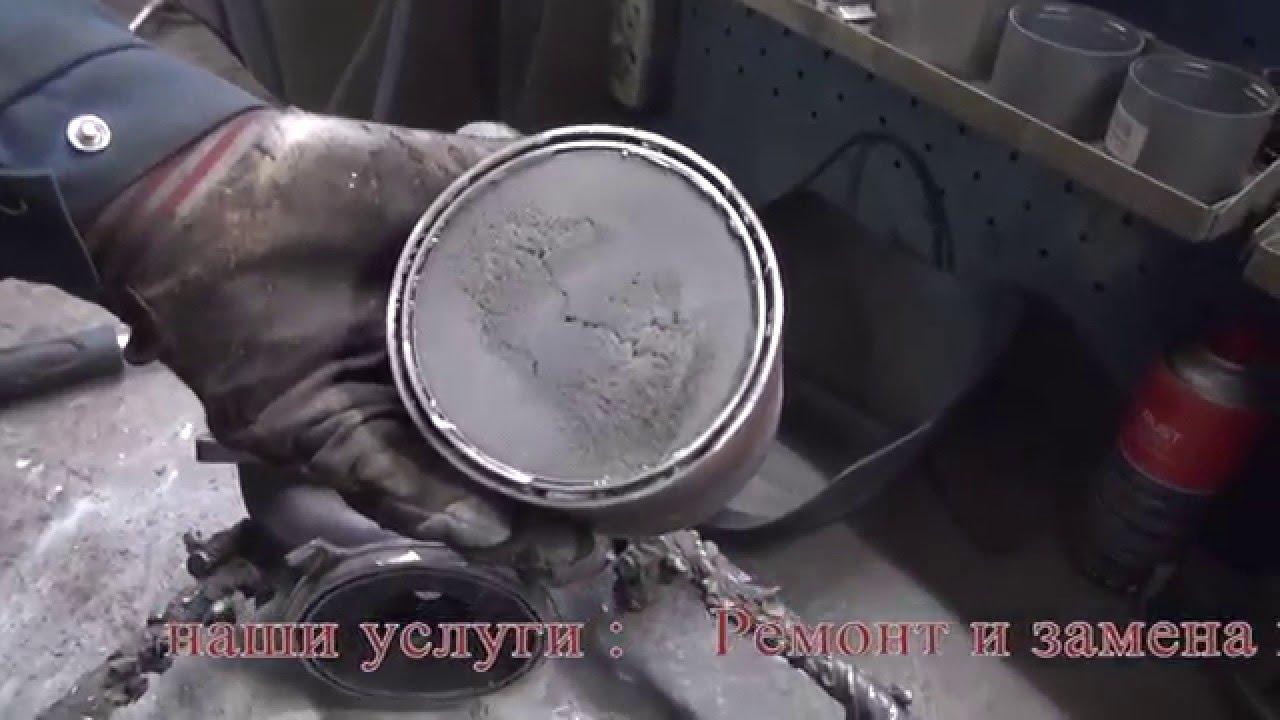катализатор на chevrolet evanda