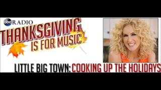 Kimberly Schlapman: Cooking Up the Holidays