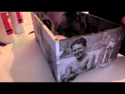 DIY: How to make a personalised, musical jewellery box