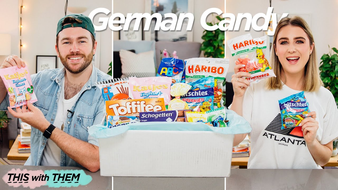 Download British People Trying German Candy Part 2 - This With Them