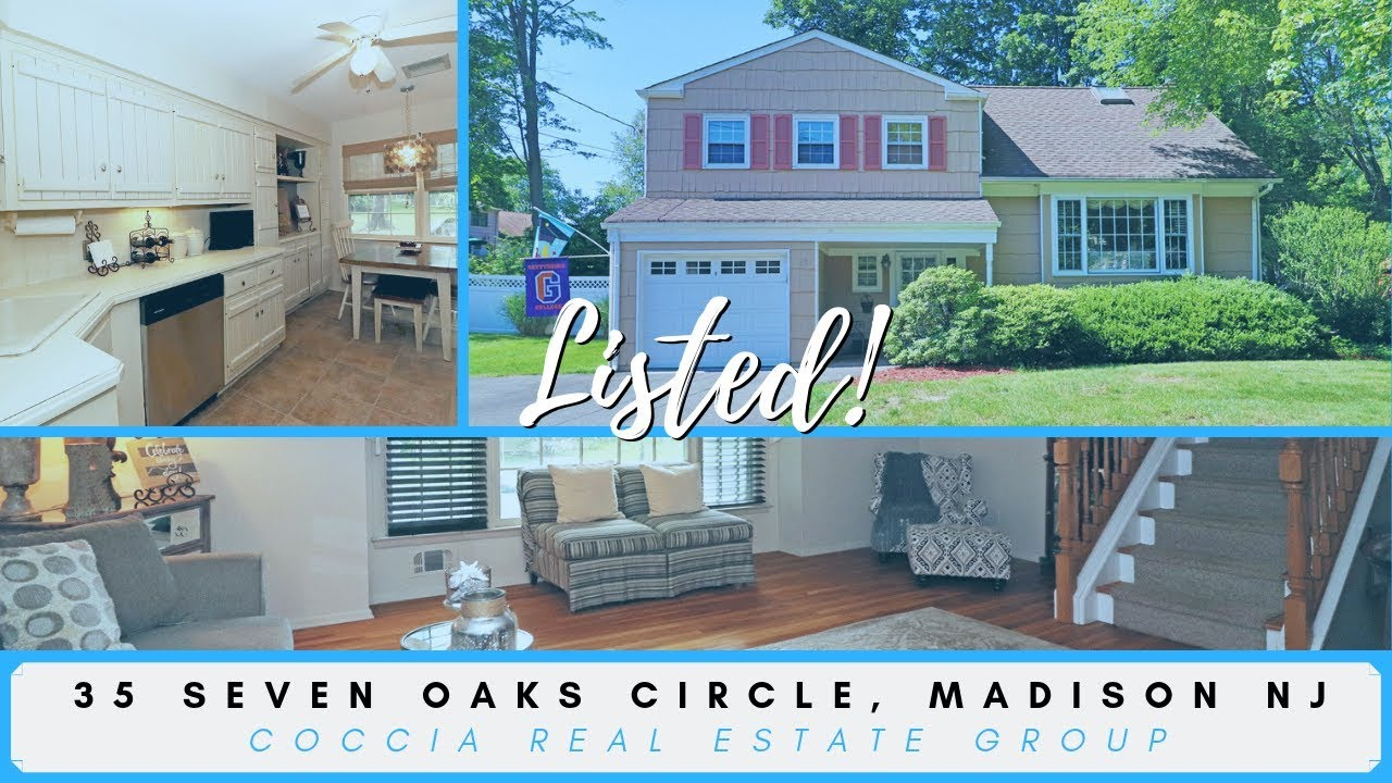 35 Seven Oaks Circle | Homes for Sale Madison, NJ