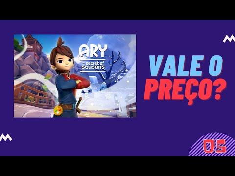 #05 Vale o Preço? — Ary and the Secret of Seasons |