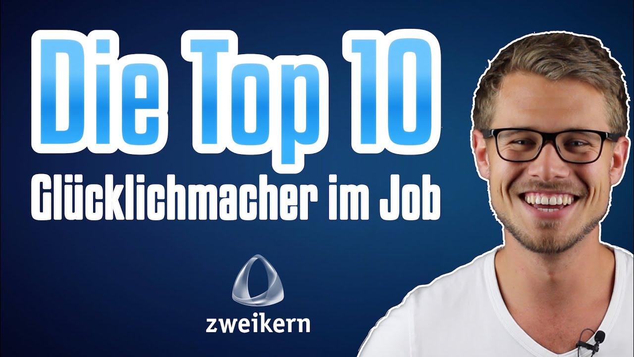 Top 10 Glücklichmacher im Job | CYW