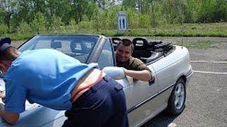 Лучшие авто приколы 2017, приколы на дорогах Это Россия