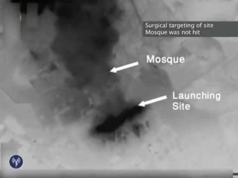 حماس تطلق صواريخها من بين المساجد