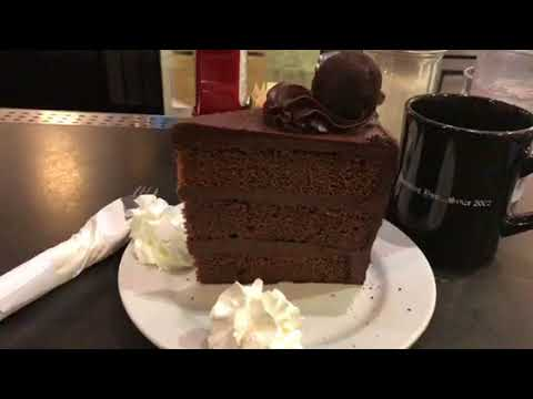 Rudy's Can't Fail Cafe Oakland Best Chocolate Cake In Town Says Zennie Abraham