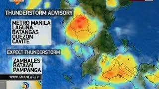 BT: Weather update as of 12:12 p.m. (May 24, 2017)