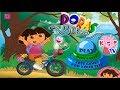 Dora bike with monkey, Dora games, Dora explore, Games for Kid TV