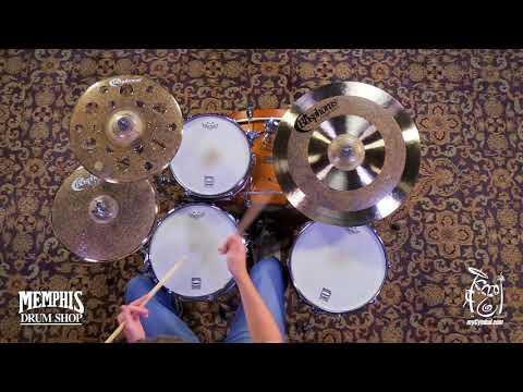 "Bosphorus 22"" Antique Ride Cymbal - 2460g (A22RT-1083117M)"