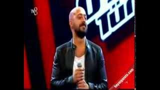 Burak Güner   Tanrı Misafiri  O Ses Türkiye HD