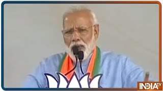 Another mistake by Pakistan will cost them heavily, says PM Modi in Moradabad
