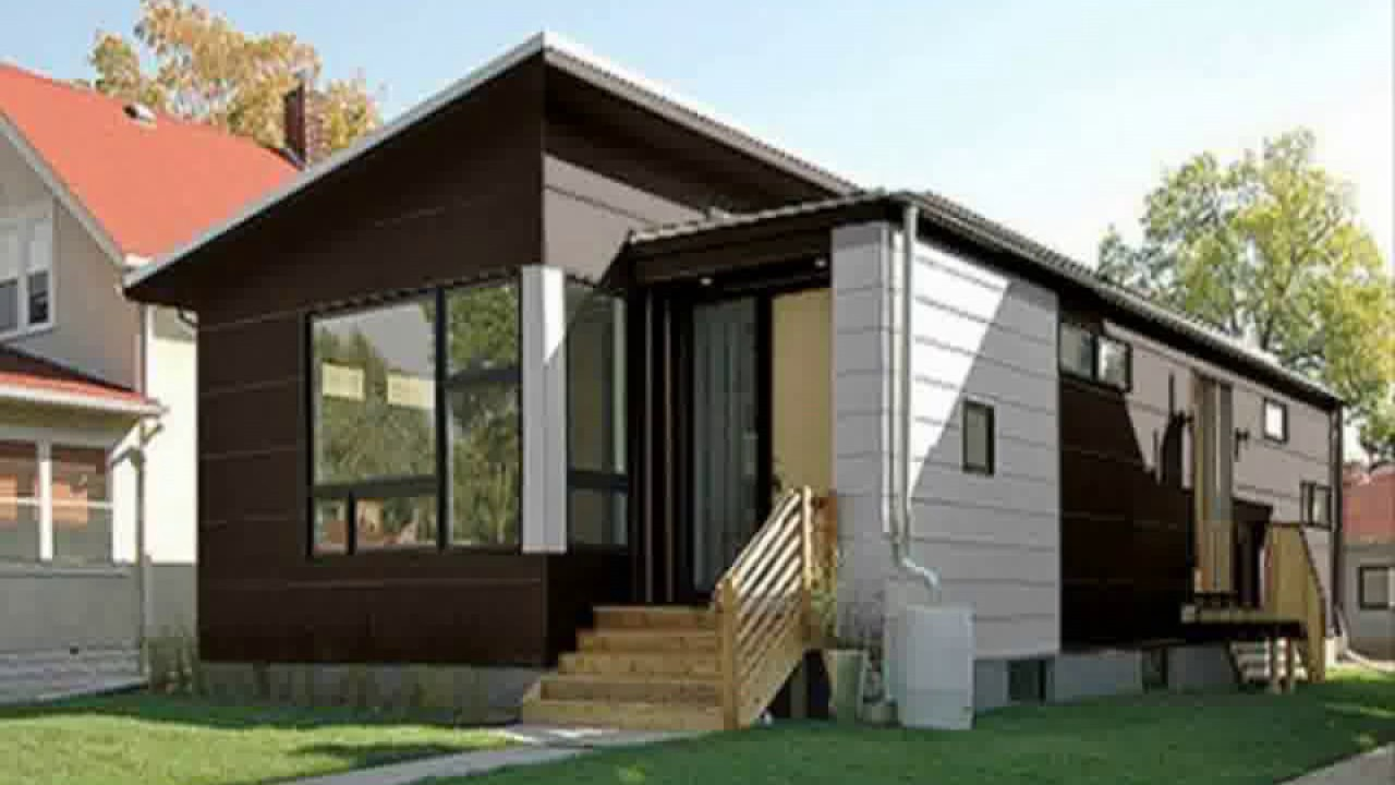 shipping container house kit - youtube