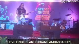Fivefingers Artis Arief Friedman Live Smesco Music Expo 2018 Part 2