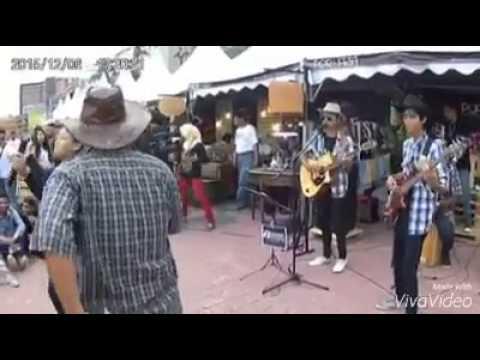 Cinta Gila - bullstreet buskers (cover) PORT FEST