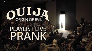 Ouija: Origin of Evil - Playlist Live Prank (HD)