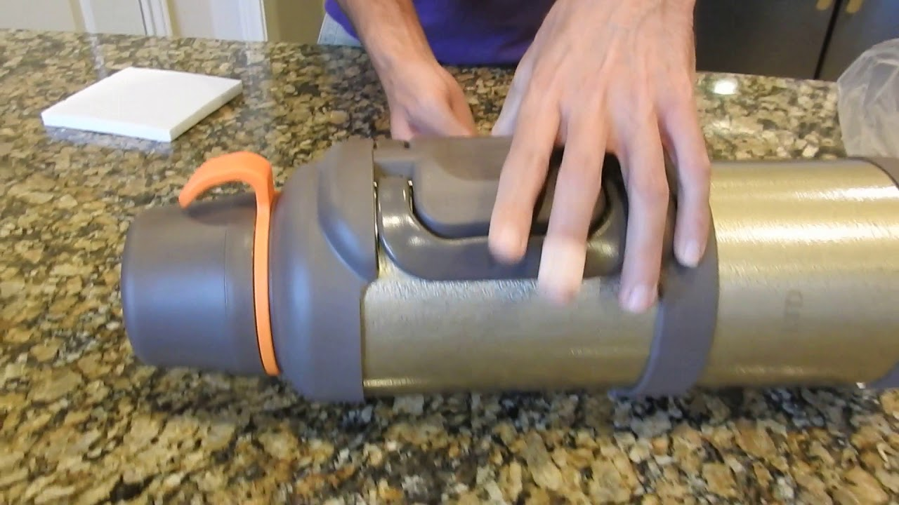 TOPIA LTD 1 GALLON HOT/COLD THERMOS UNBOXING