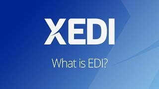 What is EDI?  A Quick Overview