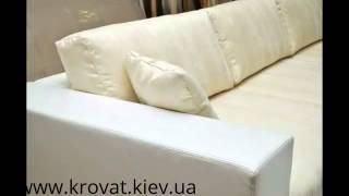 Белый угловой диван(, 2015-08-20T11:33:49.000Z)
