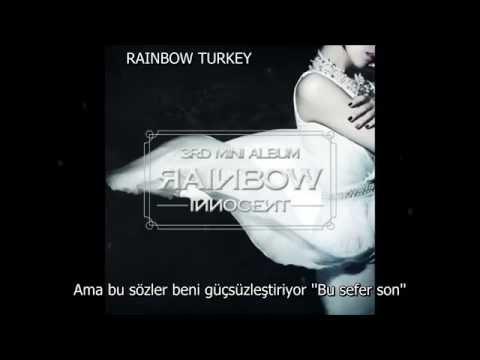Rainbow - Bad Man Crying ( Türkçe Altyazılı / Turkish Sub )