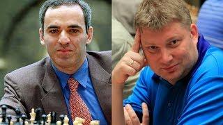 Шахматы. Староиндийская защита в исполнении Гарри Каспарова!