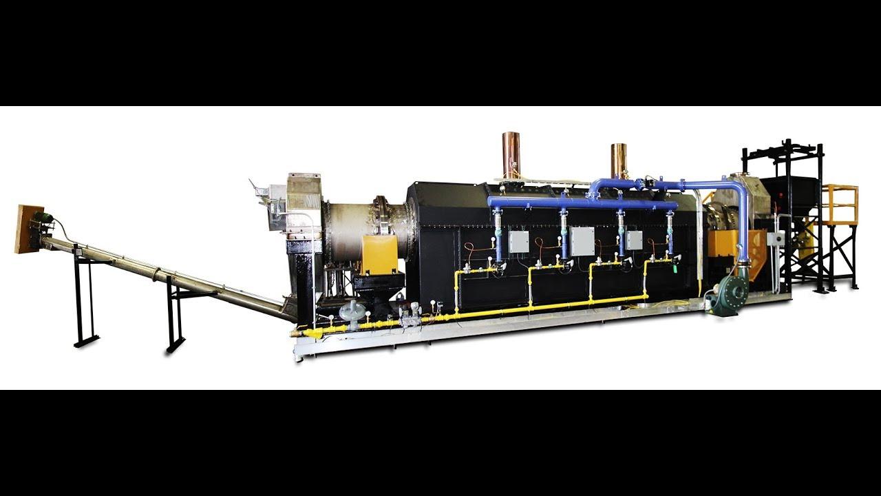 Hemp Drying - Vulcan® Drying Systems